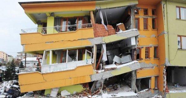 România, la 44 de ani de la cutremurul din 1977: Sub 20% dintre locuinţe sunt...
