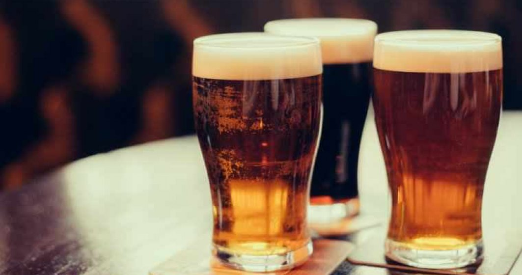 Acum zece ani, un roman bea, in medie, 100 de litri de bere anual. Cata bere a baut in 2017?