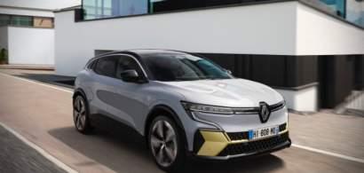 Renault a prezentat Megane E-Tech Electric