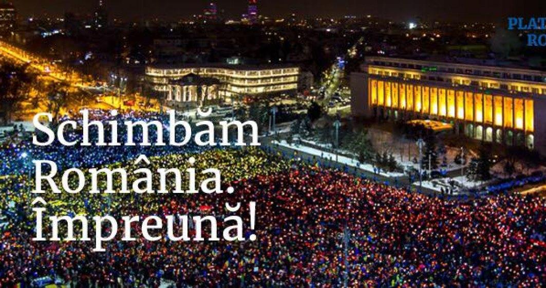Dacian Ciolos a lansat Platforma Romania 100. Cum poti sa te inscrii?
