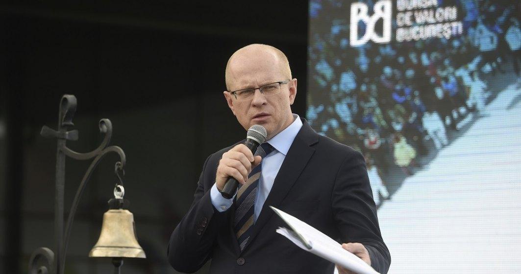 Ludwik Sobolewski: In afara de Romania, nicaieri in lume nu am vazut o tara unde dezvoltarea pietei de capital este doar responsabilitatea bursei