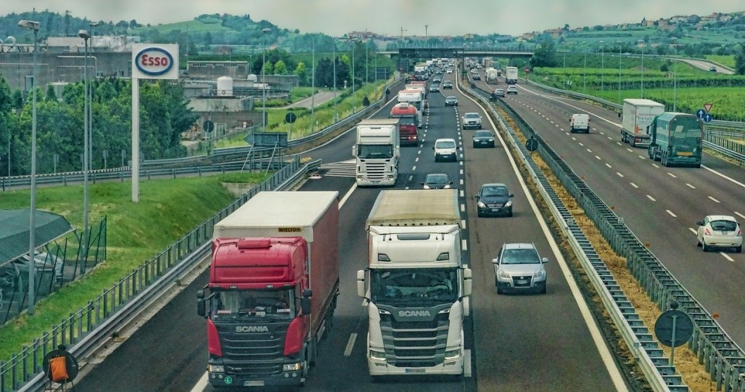 Coronavirus   Transportatorii cer Guvernului să clarifice situația șoferilor care vin dinspre Italia sau alte zone din UE