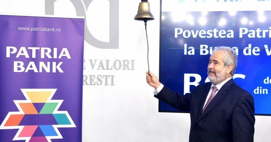 Patria Bank anunță 3 măsuri pentru sprijinirea clienților persoane fizice și antreprenorilor afectați de criza Coronavirus