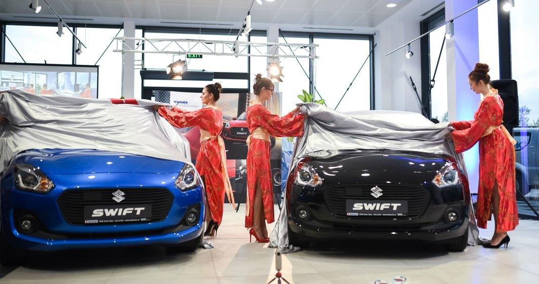 Noul Suzuki Swift a fost prezentat in Romania. Costa de la 10.350 euro
