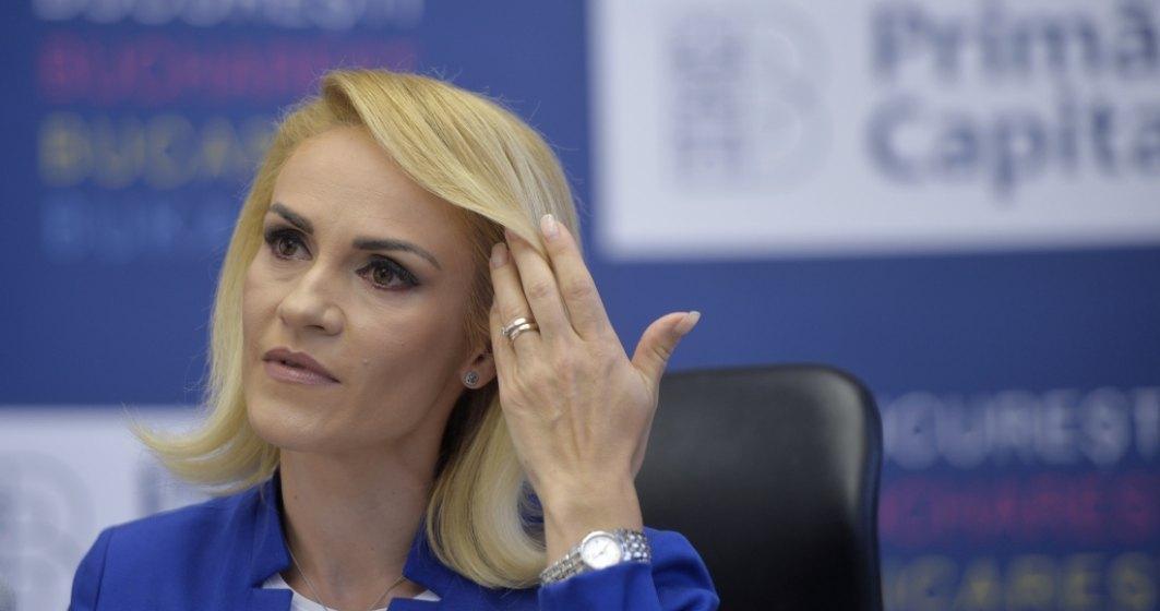 Ce spune Gabriea Firea despre cei care au votat impotriva lui Liviu Dragnea la CEx