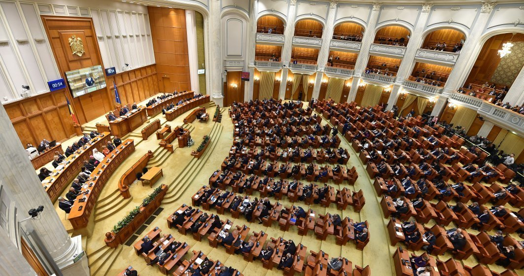 Noi creșteri de salarii pentru bugetari: Camera Deputaților, for decizional, a adoptat proiectul de lege