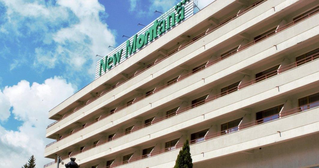 Hotelul New Montana din Sinaia, cifra de afaceri in crestere dupa preluarea de catre Alexandrion Group