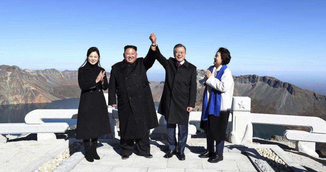 Kim Jong Un doreste un al doilea summit cu Donald Trump in viitorul apropiat, afirma presedintele sud-coreean