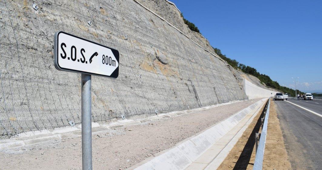 Lucrările la Autostrada Sebeș- Turda sunt pentru a doua oară SUSPENDATE