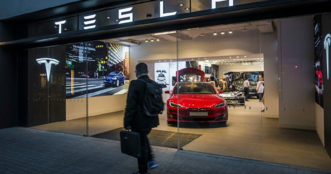 Tesla a fost amendată pentru poluarea aerului