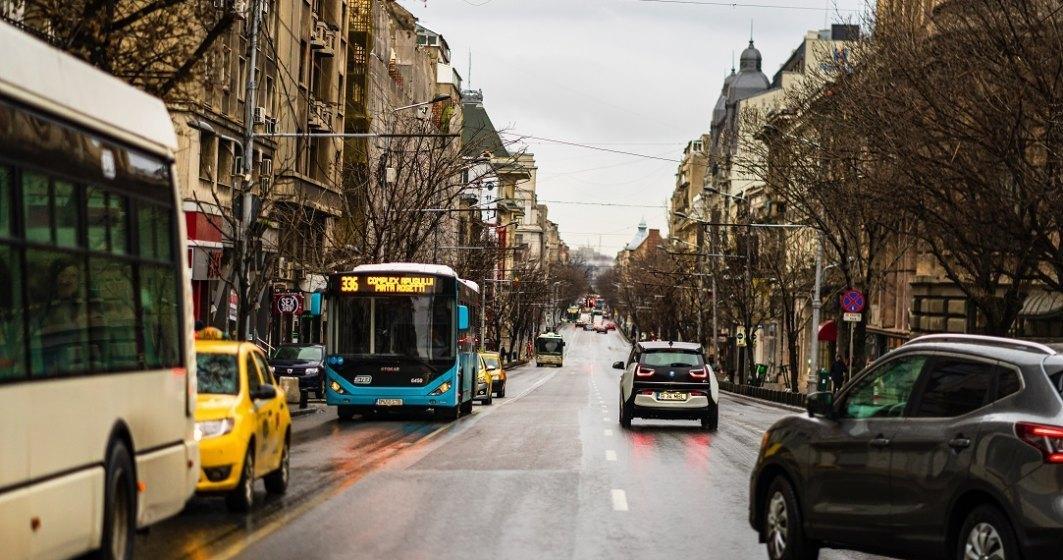 Noile reguli din București: Circulația persoanelor e interzisă după ora 20.00 în weekend și după ora 22.00 în timpul săptămânii