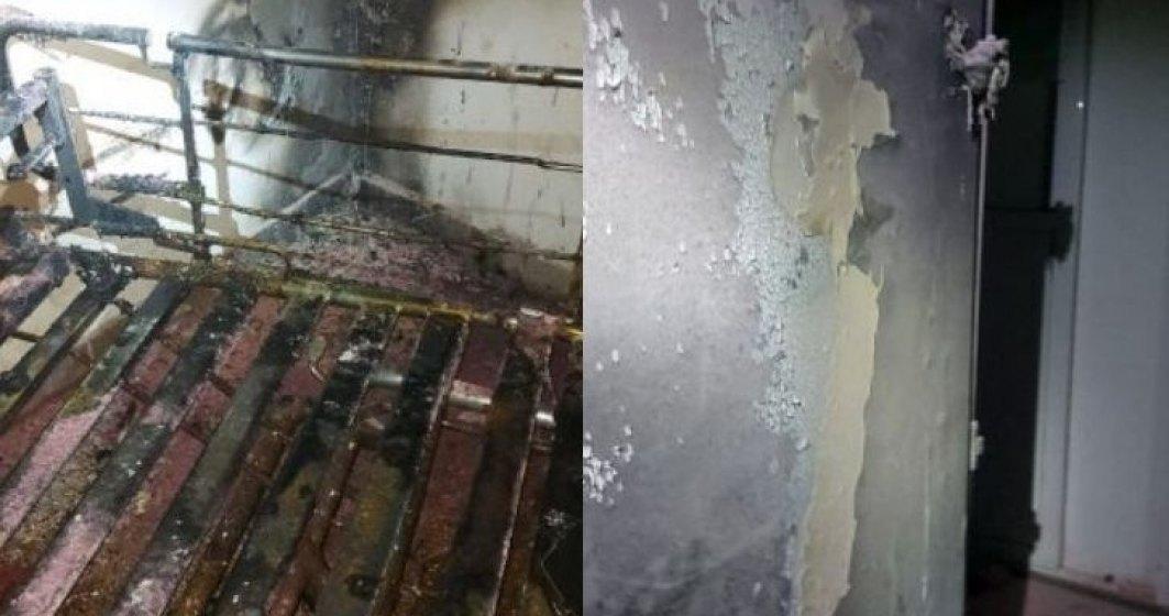 Incendiu la Spitalul Socola din Iasi: o persoană a murit, iar 18 pacienti au fost evacuați