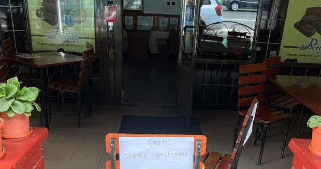 ANPC a oprit temporar grătarele de la Dedulești: ce au găsit la comercianții care vând celebrii mici