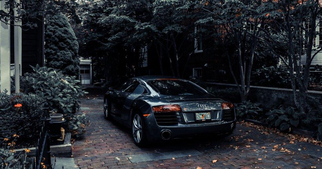 Amenajarea unui loc de parcare în curte. Care sunt cele mai potrivite materiale?