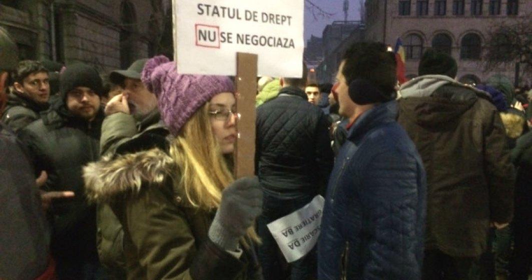 Peste 20.000 de oameni au protestat: ce diferente sunt fata de iesirile din anii precedenti