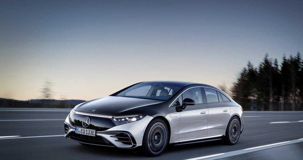 Brandul premium Mercedes-Benz se pregătește să devină complet electric