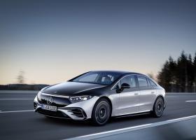 Cum se pregătește brandul premium Mercedes-Benz să devină complet electric