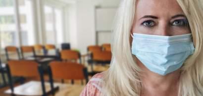 61% din profesorii și angajații din învățământ s-au vaccinat. Ce spune...