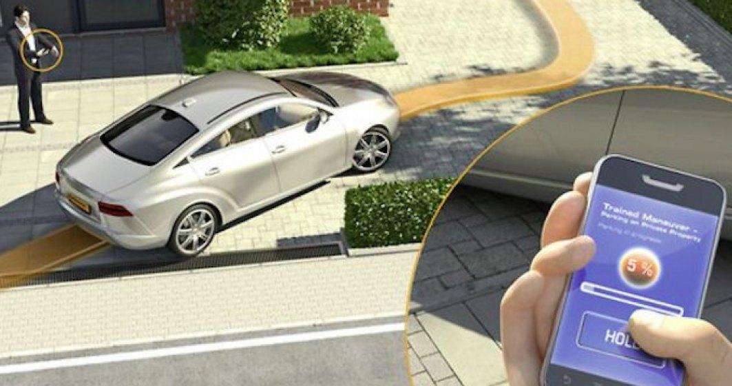 Continental ofera masinilor o memorie pentru procedurile de parcare recurente
