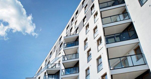 Românii au cumpărat mai multe locuințe în luna iulie