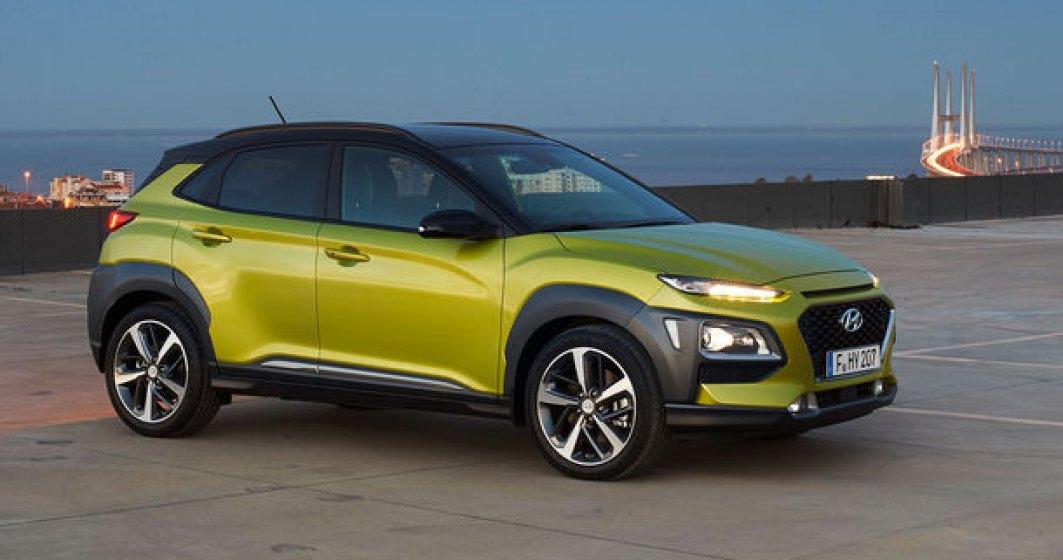Hyundai pregateste un crossover urban de clasa mini, cu lansare in aprilie