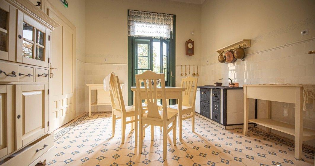 Casa Darvas - La Roche din Oradea a fost transformată într-un impresionant muzeu Art Nouveau, deschis publicului