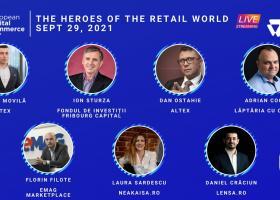 Dan Ostahie, Ion Sturza și Alex Bratu, printre speakerii de top de la...
