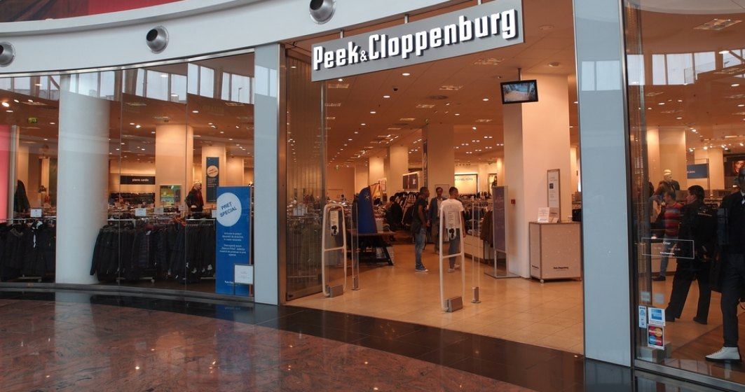 Peek & Cloppenburg deschide un flagship store in Iulius Town Timisoara