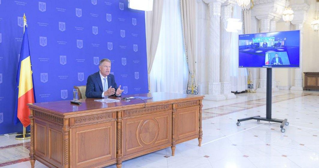 Klaus Iohannis: Europa are nevoie de reforme pentru provocările viitorului