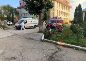 Situație critică: Instalația de oxigen de la Spitalul de Urgență Târgu...