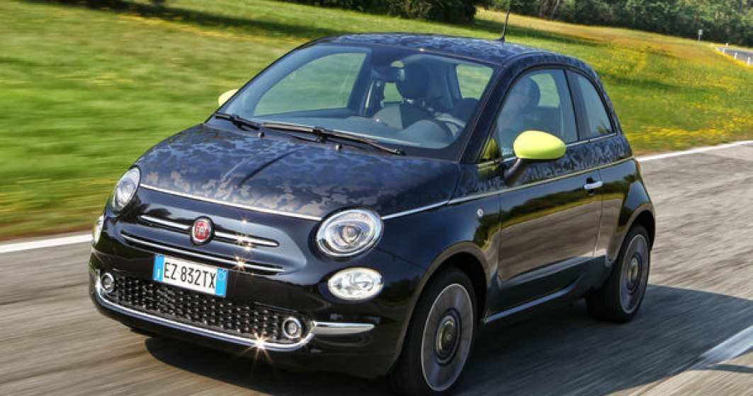 Fiat va dezvolta un sistem de captura a emisiilor de dioxid de carbon si va produce un nou tip de carburant ecologic