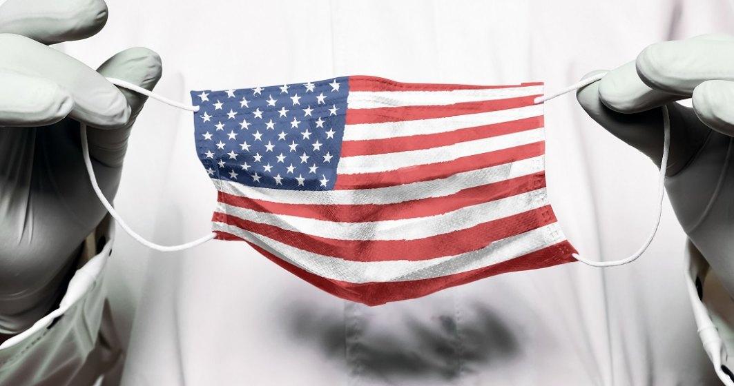 COVID-19: Număr record de contaminări în SUA