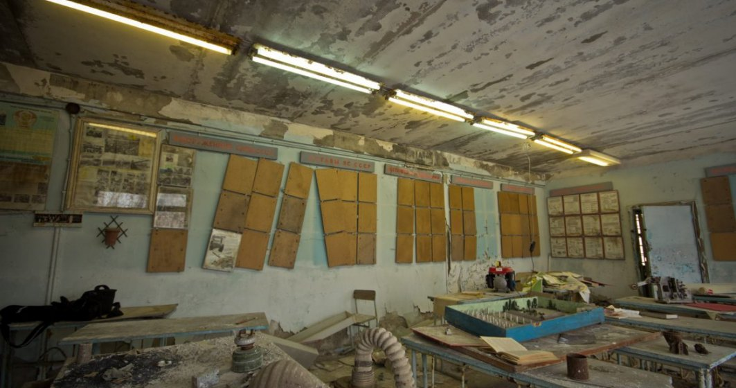 Lumina se intoarce in Cernobil dupa 31 de ani de la dezastrul nuclear