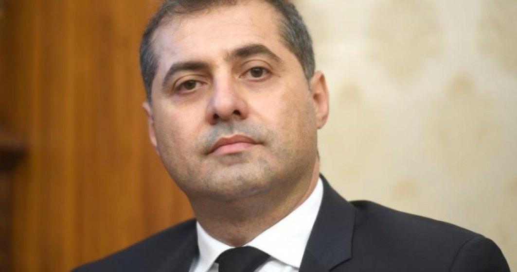 Florin Jianu: Instabilitatea politica se vede in curs, in inflatie, in investitii, in absorbtia fondurilor europene