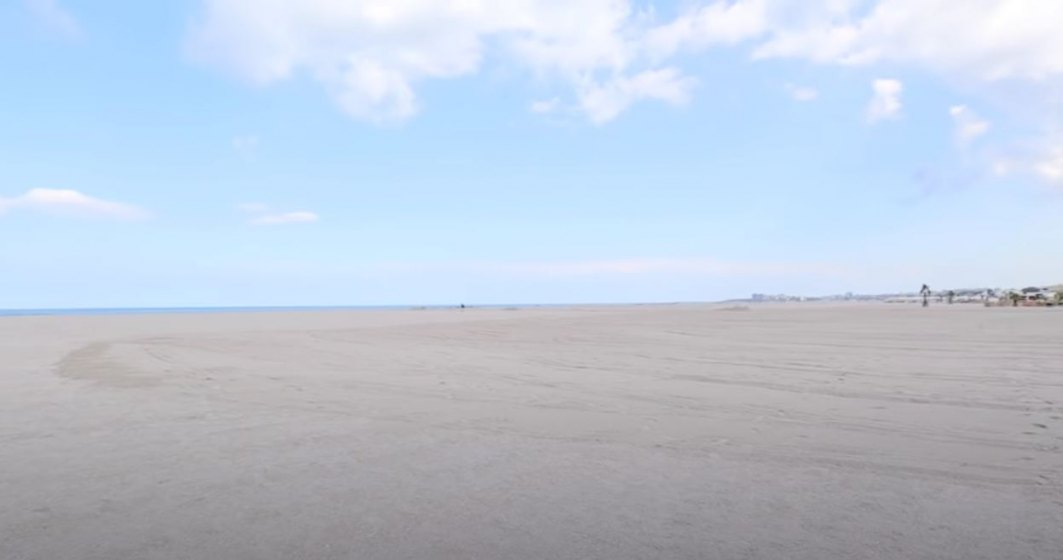 FPTR, despre plaja lărgită din Mamaia: E un haos total. Suntem complet nemulţumiţi de lipsa de implicare a Ministerului Economiei