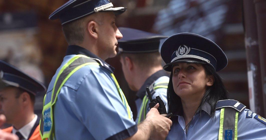 Sindicatul politistilor: Facem apel catre Mihai Tudose sa puna capat jocurilor politice