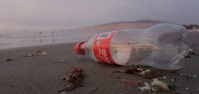 Coca-Cola, cel mai mare poluator cu plastic din lume