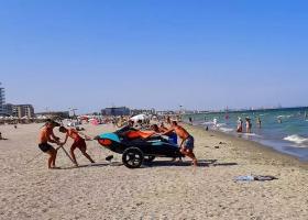 Constructorul plajei lărgite din Mamaia, despre proiect: Avem certitudinea că...