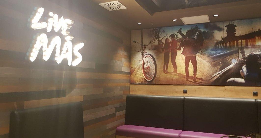 Taco Bell deschide al treilea restaurant din Romania
