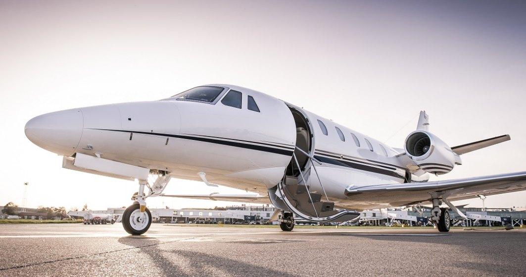 Americanii bogaţi caută avioane private cu care să se întoarcă din Europa