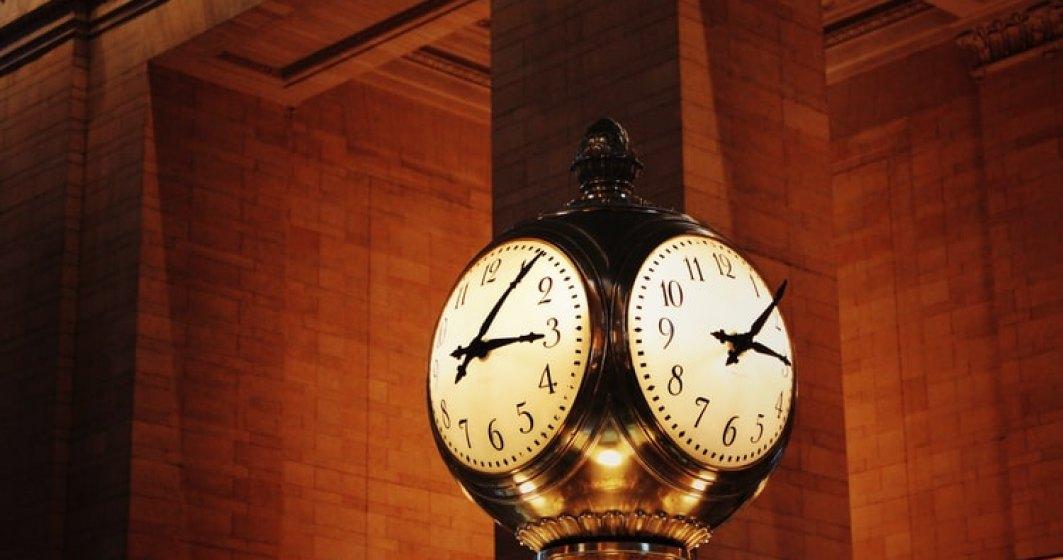 Ora de vară 2020   În acest weekend dăm ceasurile cu o oră înainte