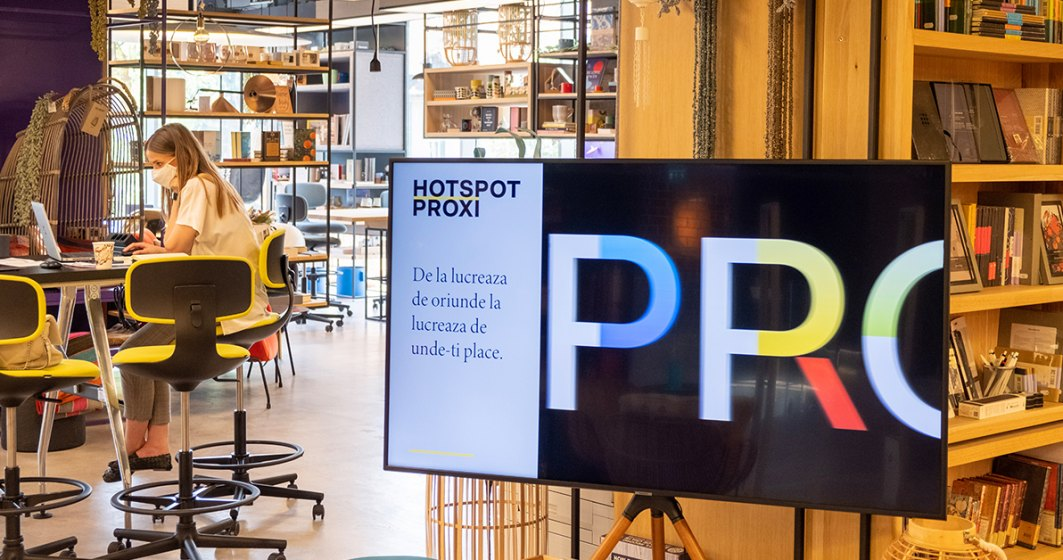 (P) Hotspot Proxi - De la lucreaza de oriunde la lucreaza de unde-ti place! 