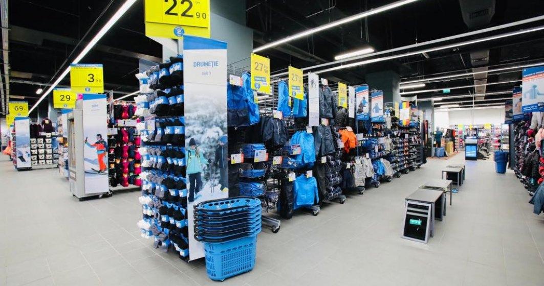 Retailerul francez deschide un nou magazin in Capitala si ajunge la o retea de 23 de spatii comerciale in Romania