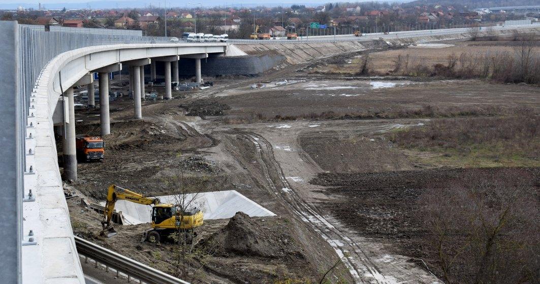 Inca 3 sectiuni din Autostrada Translivania intra in linie dreapta dupa ce CNAIR a trimis la ANAP documentatiile