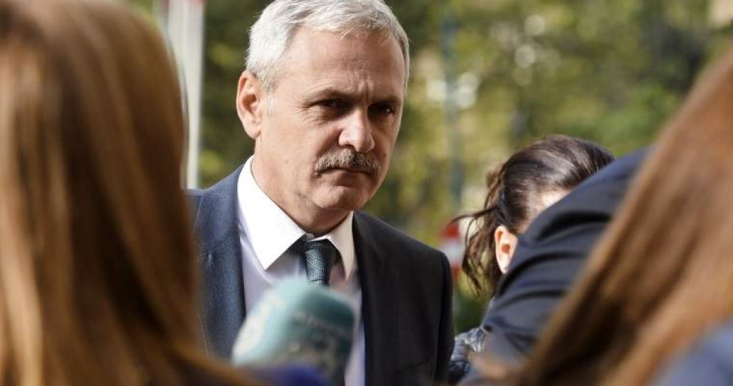 Dragnea: Nu putem merge la consultarile cu presedintele Iohannis, pentru ca vrem sa respectam Constitutia