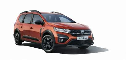 Dacia prezintă noul model Jogger