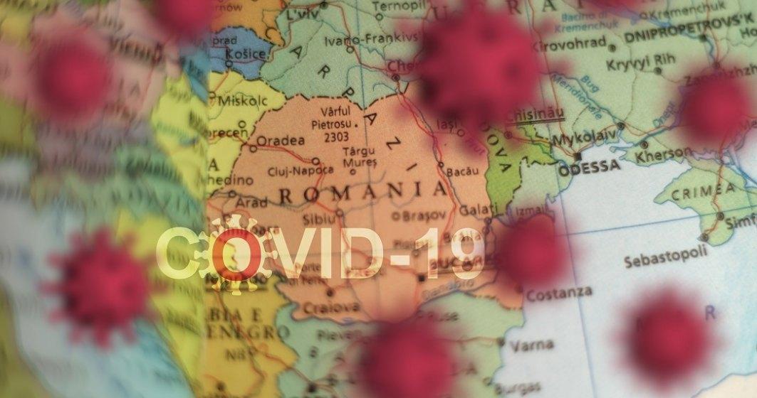 Ce județe au peste 100 de cazuri noi de COVID-19: Iașiul înregistrează o creștere semnificativă