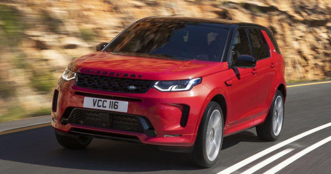 Land Rover a prezentat Discovery Sport facelift: mici modificari estetice, tehnologii noi si motorizari mild-hybrid
