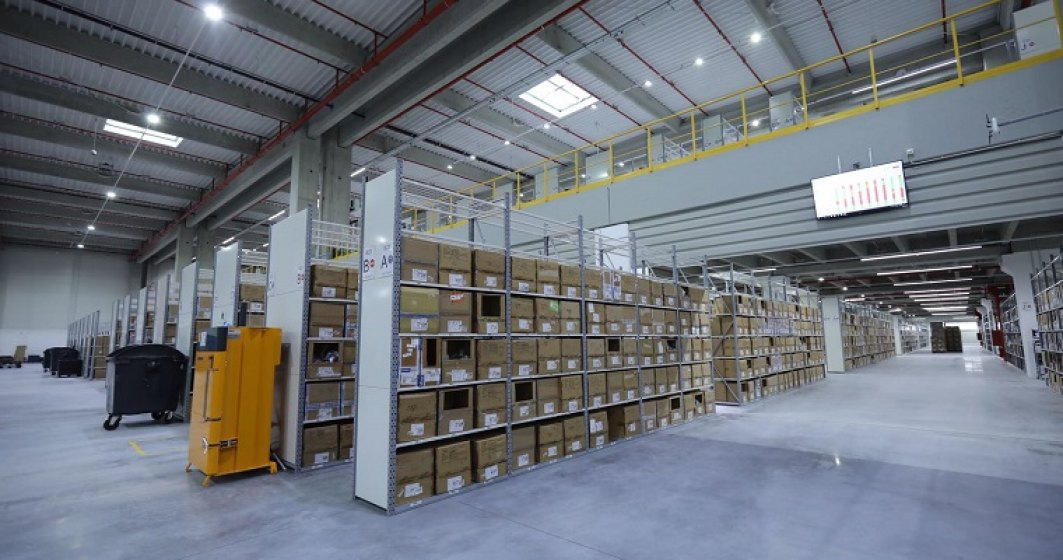 Investitie de 4 milioane de euro in primul spatiu logistic Decathlon din Sud-Estul Europei, in Stefanestii de jos