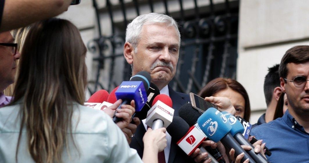 Dragnea, la Parchet: Am fost citat ca martor in legatura cu afirmatiile despre tentativa de lovitura de stat